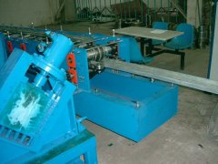C Purline Roll Forming Machine UK