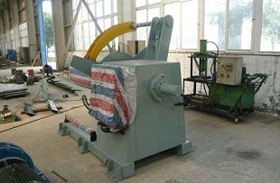 Hydraulic Uncoiler packing