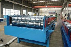 Roof and Wall Forming Machine