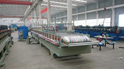 forming machine packing