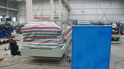roll forming machine packing