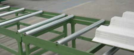 roll forming products rack