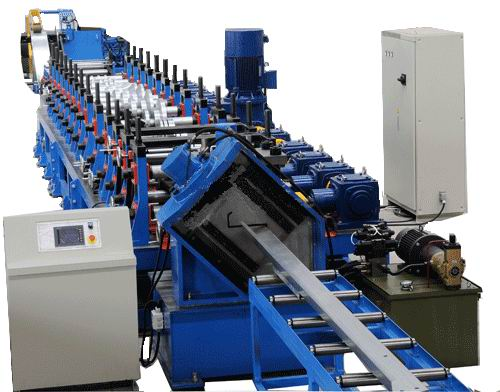 Low Price Z Purlin Forming Machine Roll Forming Machine