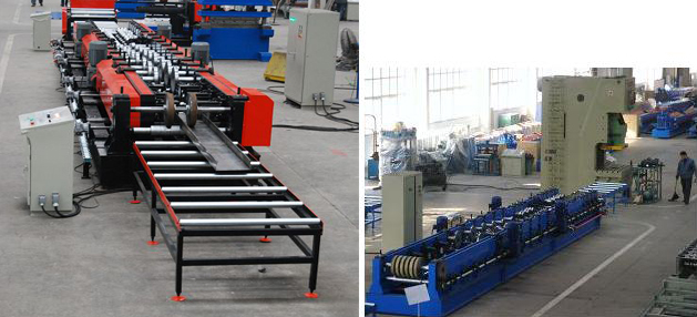Cable Tray Forming Machine line